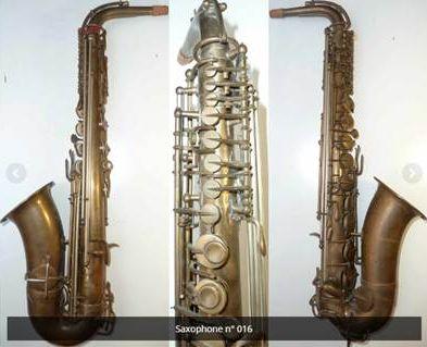 ouverture bec saxophone alto